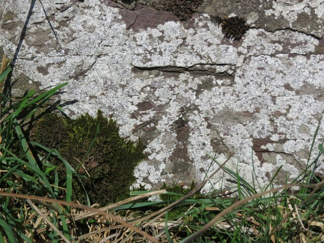 Benchmark on wall, Tofts Law