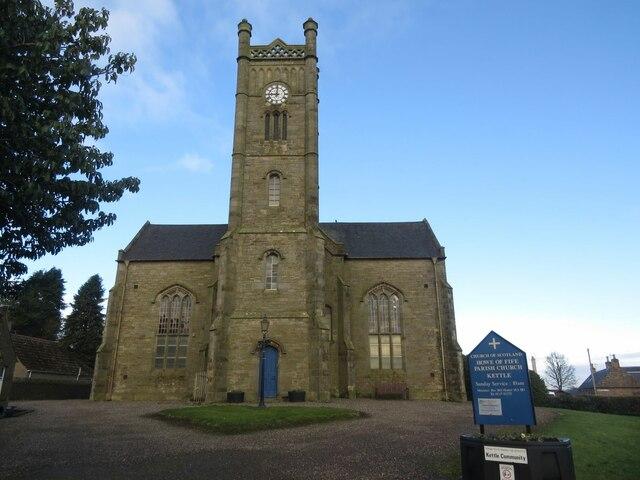 Kingskettle Parish Church