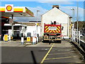 ST3089 : Morrison Utility Services lorry, Crindau, Newport by Jaggery