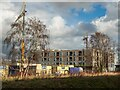 """SK9670 : The """"Pine Mill"""" student accommodation development, Lincoln by Oliver Mills"""