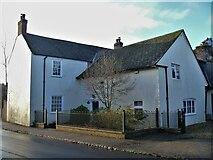 ST6601 : Cerne Abbas houses [10] by Michael Dibb