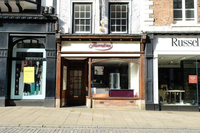 Thorntons, Eastgate Street, Chester