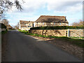 ST9395 : Approaching Culkerton near Manor Farm by Vieve Forward