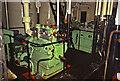 SS6592 : Helwick Lightship, Swansea - engine room by Chris Allen