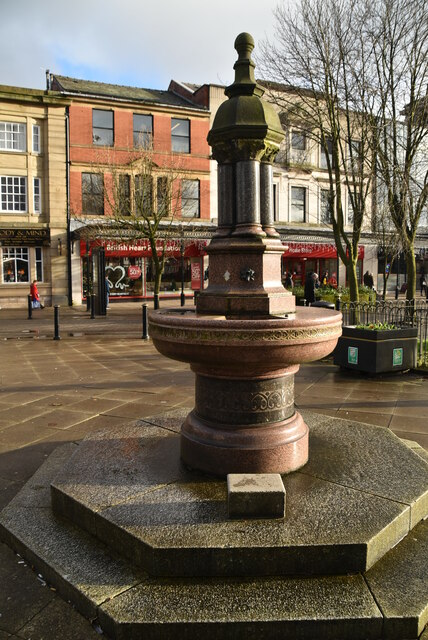 Drinking Fountain, Kay Gardens