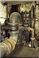 SK2083 : Bamford Mill - steam turbine condensing plant by Chris Allen