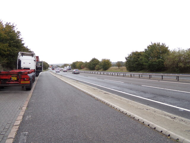 A12 at Witham