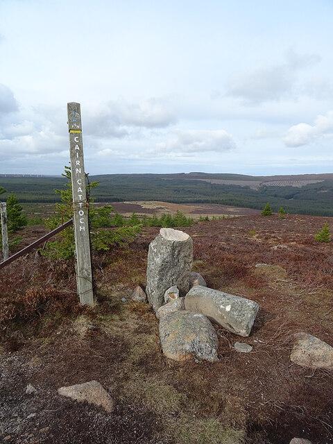 Cairn Cattoch