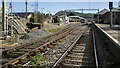 O2618 : Railway tracks, Bray by Rossographer