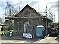 TF4107 : Renovation of former Primitive Methodists Chapel in Wisbech St Mary by Richard Humphrey