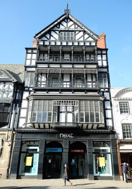 37 Eastgate Street, Chester