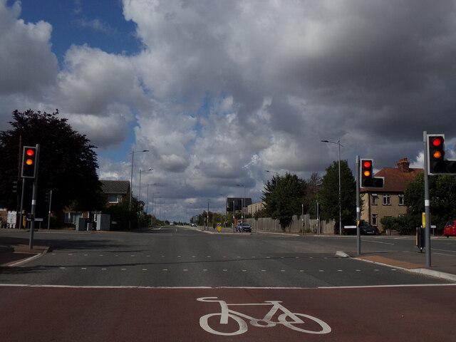 Addenbrooke's Road, Trumpington, Cambridge