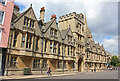 SP5106 : Brasenose College by Wayland Smith