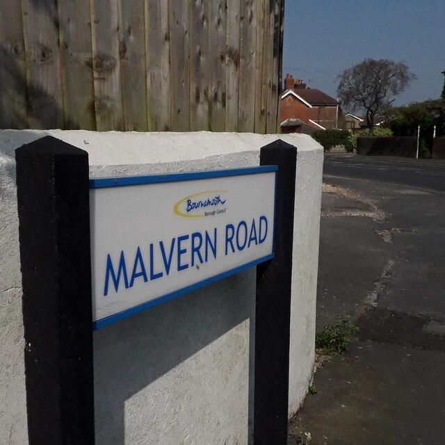 Moordown: Malvern Road