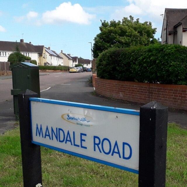 West Howe: Mandale Road