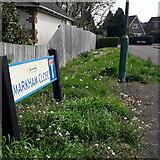 SZ0797 : Kinson: Markham Close by Chris Downer