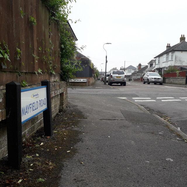 Moordown: Mayfield Road