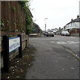 SZ0994 : Moordown: Mayfield Road by Chris Downer