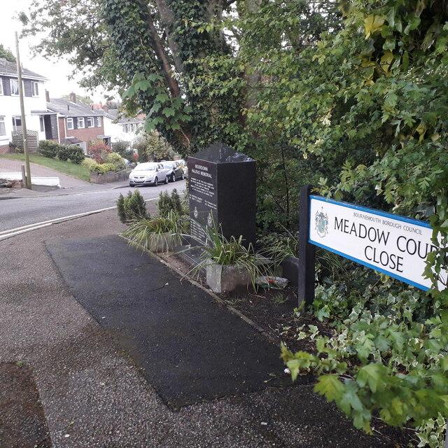 Moordown: Meadow Court Close