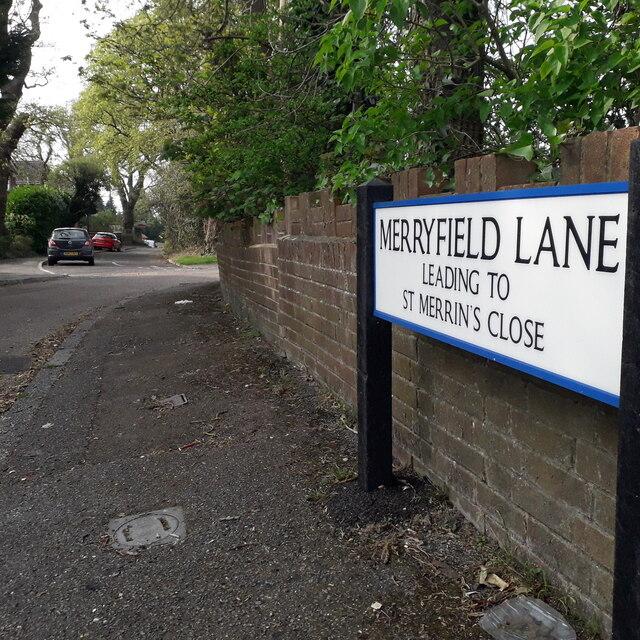 East Howe: Merryfield Lane
