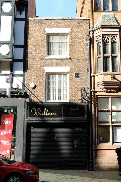 45 Eastgate Street, Chester