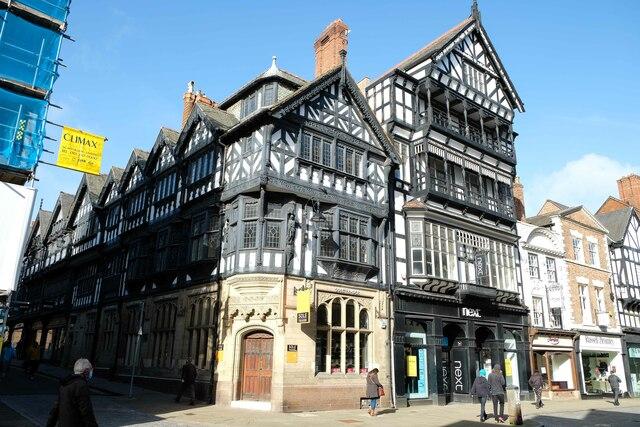 35 Eastgate Street, Chester