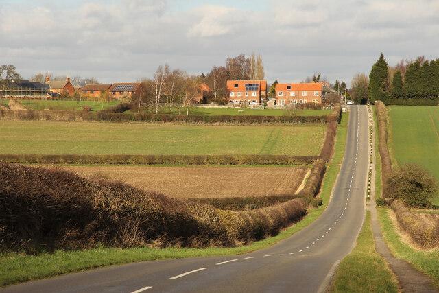 Tuxford Road