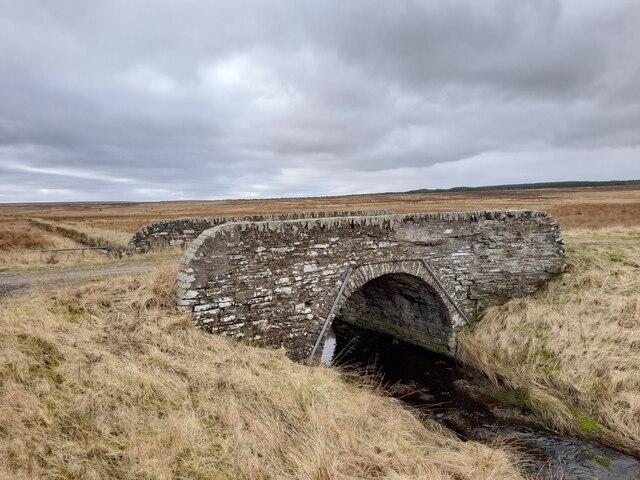Stone Bridge, Bridgend Croft