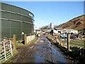 SD2879 : The Cumbria Way, Old Hall Farm by Adrian Taylor