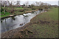 SP4276 : River Avon, Bretford by Stephen McKay