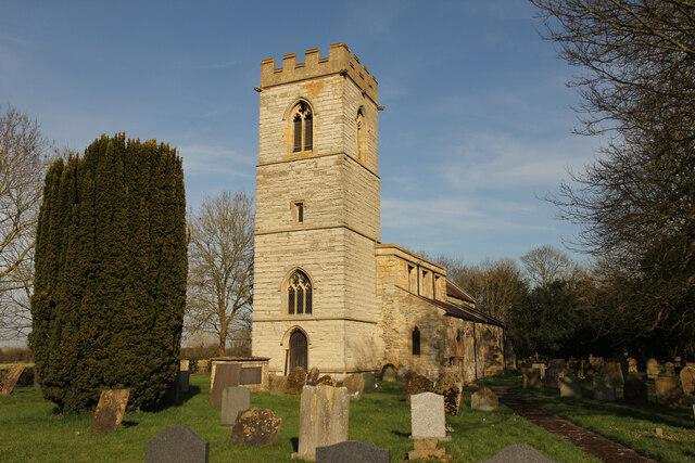 St. Giles' church