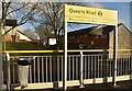 SD8500 : Queens Road Metrolink Stop by N Chadwick