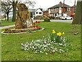 SE2429 : Gildersome village cenotaph - centenary memorial by Stephen Craven