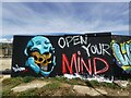 TQ3303 : Street Art, Brighton by PAUL FARMER