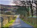 SD7720 : Alden Road near Cronkshaw Fold by David Dixon