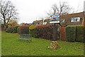 TL6973 : Worlington village sign by Adrian S Pye