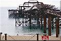 TQ3003 : West Pier, Brighton by Stephen McKay