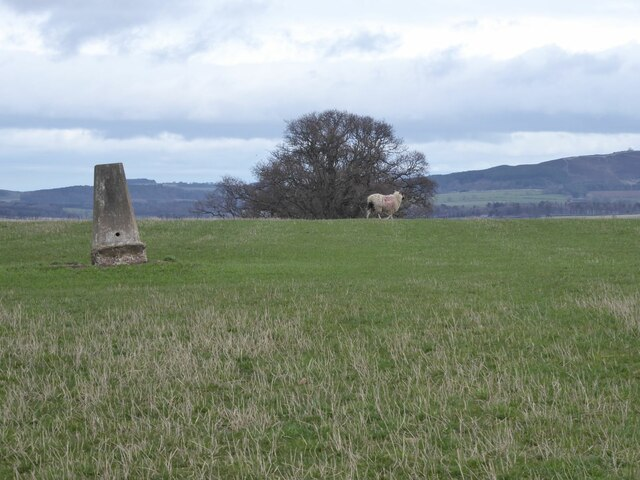 Lane End trigpoint