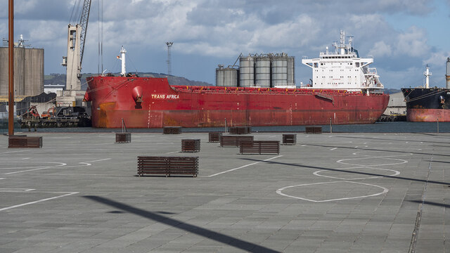 The 'Trans Africa' at Belfast