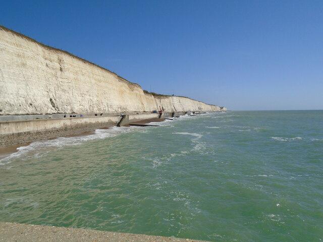 Beaches East of Brighton Marina March 2021