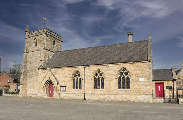 St Thomas' church, Heighington
