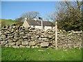 SD2780 : Stone step stile, Higher Lath Farm by Adrian Taylor