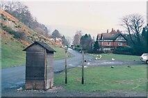 SO4494 : Carding Mill Valley road by Martin Richard Phelan