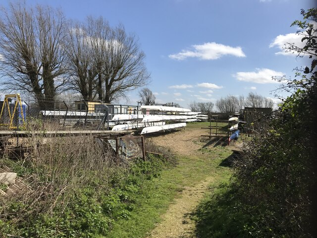 Ely Rowing Club - The poor relations!