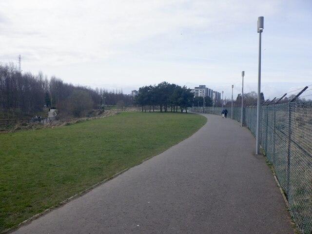 Path, Forthquarter Park