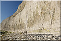 TV5496 : Small rockfall below Baily's Brow, Seven Sisters, East Sussex by Andrew Diack