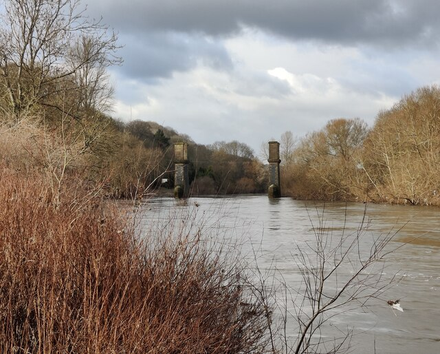 River Severn at Dowles