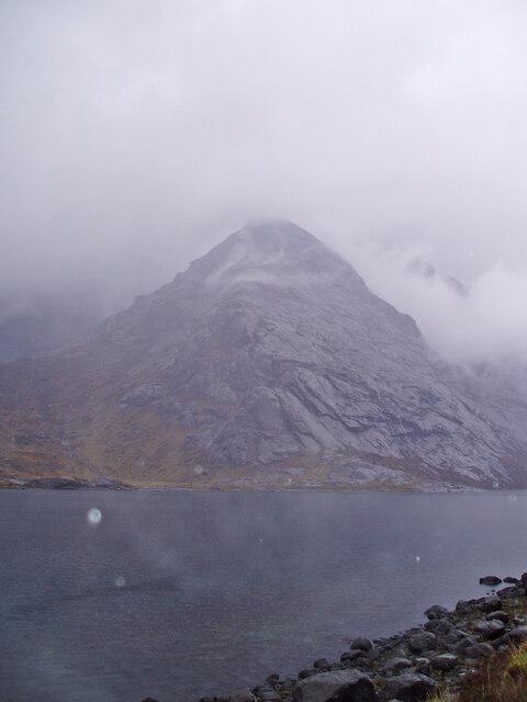 View to Sgurr Dubh Beag