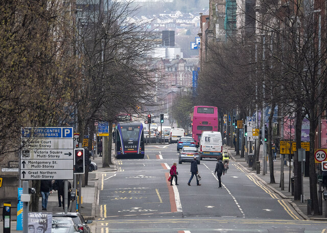 May Street, Belfast