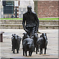 J3474 : Sculpture, Belfast by Rossographer